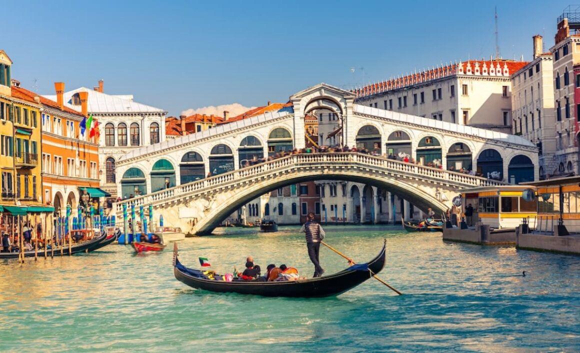 Francobollo Venezia