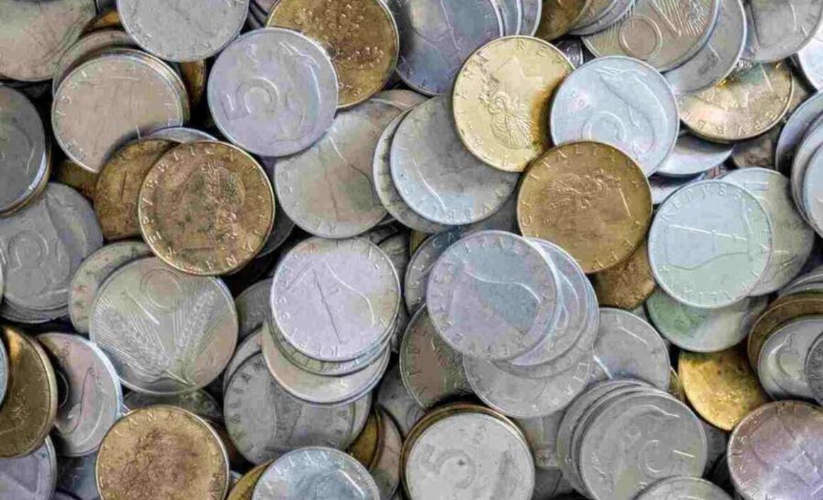 Valore moneta da 50 Centesimi Lire Umberto I