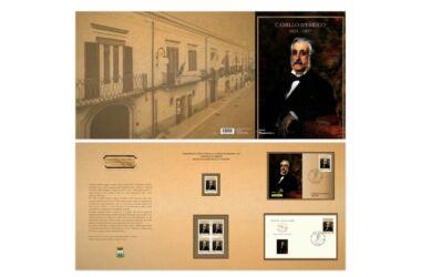 Caratteristiche del Francobollo Camillo d'Errico