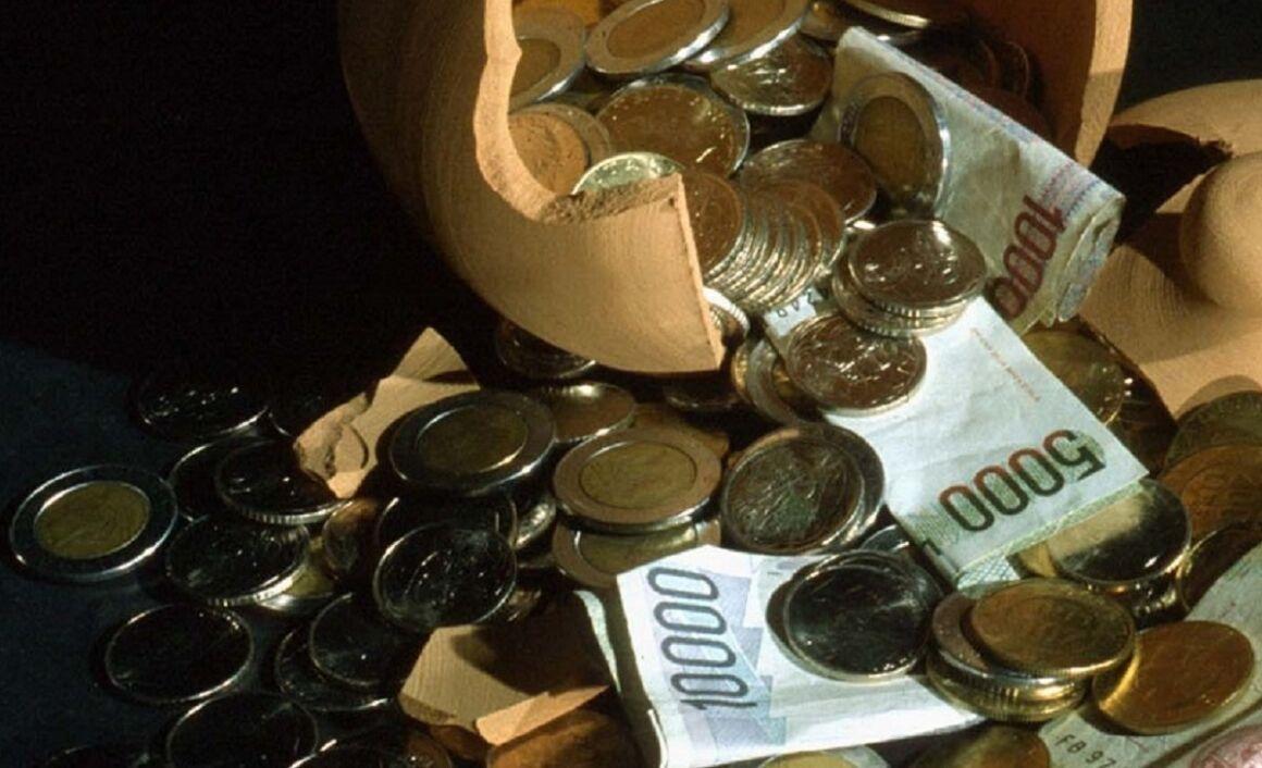 Valore banconota da 10.000 lire di Alessandro Volta