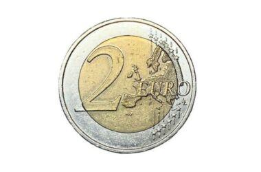 Valore moneta da 2 Euro Commemorativi Germania 2015 Chiesa di San Paolo a Francoforte Hessen