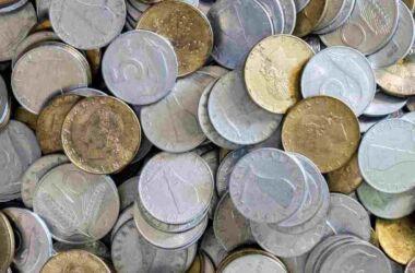 Valore moneta da 20 centesimi 1863 Stemma